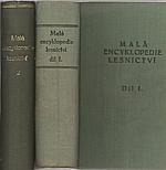 : Malá encyklopedie lesnictví, 1948