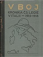 Bednařík: V boj!, 1927