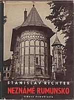 Richter: Neznámé Rumunsko, 1959