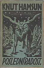 Hamsun: Poslední radost, 1921