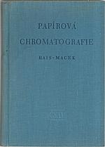 Hais: Papírová chromatografie, 1954