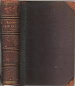 Krejčí: Geologie, čili, Nauka o útvarech zemských se zvláštním ohledem na krajiny českoslovanské, 1877