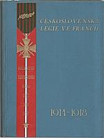 : Československá legie ve Francii, 1928
