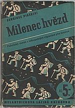 Piasecki: Milenec hvězd, 1938