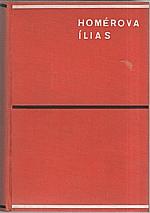 Homéros: Homerova Ilias, 1934