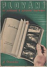 Štorkán: Plování, 1941