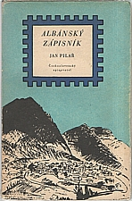 Pilař: Albánský zápisník, 1954