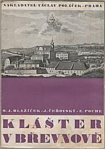 Blažíček: Klášter v Břevnově, 1944