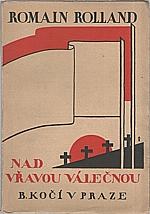 Rolland: Nad vřavou válečnou, 1926