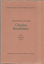 Gautier: Charles Baudelaire, 1919
