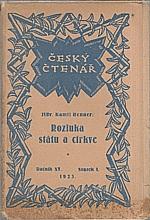 Henner: Rozluka státu a církve, 1923