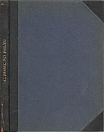 Jirásek: Pan Johanes, 1917