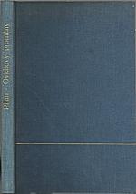 Palán: Ovidiovy Proměny v moderním rouše, 1935