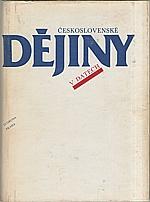: Československé dějiny v datech, 1986