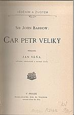 Barrow: Car Petr Veliký, 1902