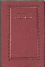 Puškin: Historické prózy, 1979