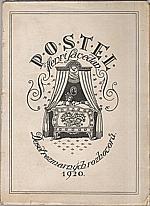 Lavedan: Postel, 1920