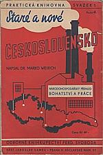 Weirich: Staré a nové Československo, 1938