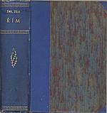 Zola: Řím, 1923