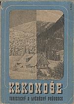 Vít: Krkonoše, turistický a lyžařský průvodce, 1946