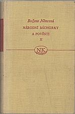 Němcová: Národní báchorky a pověsti. Svazek 2., 1956