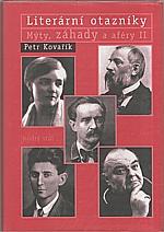 Kovařík: Literární otazníky, 2005