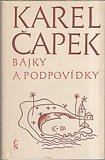 Čapek: Bajky a podpovídky, 1970