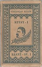 Hálek: Básně. I., Drobná epika a lyrika, 1924