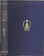 Traub: Květnové spiknutí v Čechách roku 1849, 1929