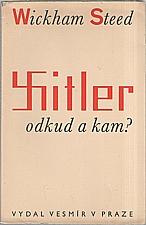 Steed: Hitler, odkud a kam?, 1936