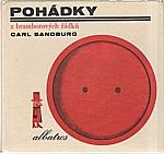 Sandburg: Pohádky z bramborových řádků, 1972