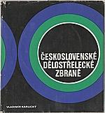 Karlický: Československé dělostřelecké zbraně, 1975