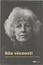: Síla věcnosti, 2008