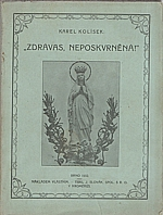 Kolísek: Zdrávas, Neposkvrněná!, 1932