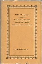 France: Baltazar ; Perleťová schránka ; Studně svaté Kláry ; Sedm žen Modrovousových, 1959