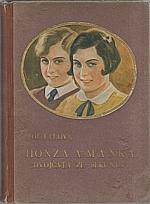 Hüttlová: Honza a Manka, dvojčata ze sekundy, 1935