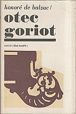 Balzac: Otec Goriot, 1970