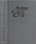 Musil: Muž bez vlastností. I, 1980