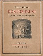 Schwab: Doktor Faust, 1921