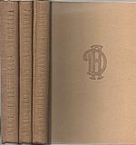 Dumas: Tajemný doktor, 1-3: Červánky revoluce ; Generál revoluce ; Dcera markýzova, 1932