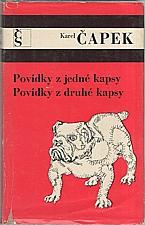 Čapek: Povídky z jedné kapsy ; Povídky z druhé kapsy, 1973