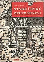 Kořan: Staré české železářství, 1946