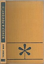 Mann: Novely a povídky. II. svazek, 1959
