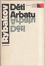 Rybakov: Děti Arbatu, 1989