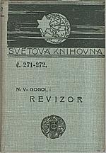 Gogol': Revizor, 1902