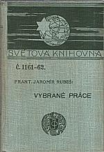 Rubeš: Vybrané práce, 1915