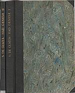 Guaita: Had Genese : Úvahy o vědách prokletých. Druhá sedmička: Klíč k černé magii [I-II], 1921
