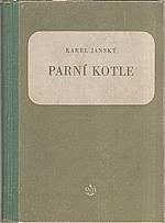 Janský: Parní kotle, 1954