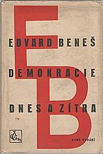 Beneš: Demokracie dnes a zítra, 1948