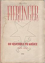 Fierlinger: Od Mnichova po Košice, 1946